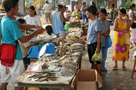 El Nido_ market_driedfish