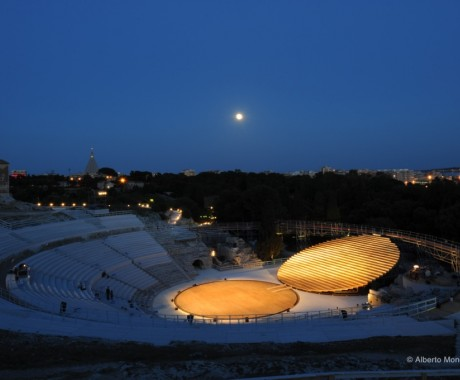 Siracusa+Greek+Theatre+set+for+performance