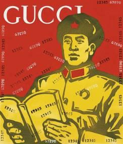 Mass-Critism-GUCCI-by-Wang-Guangyi-2005