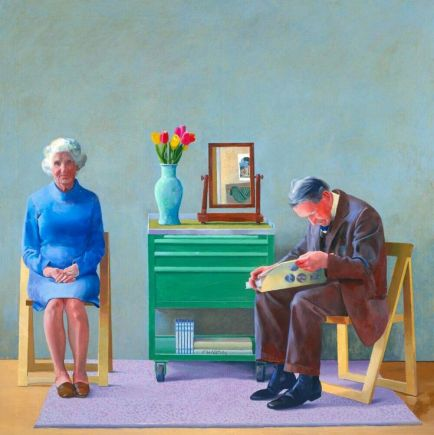 59783373456b4fda0a858e443c991b71--david-hockney-parents